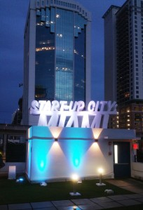 Start-up city Miami